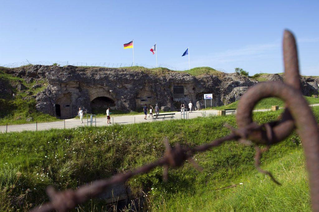 Fort de Douaumont - Extérieur