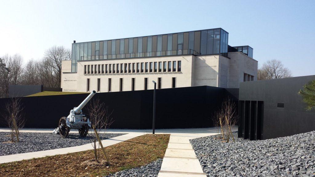 Nouveau mémorial de Verdun