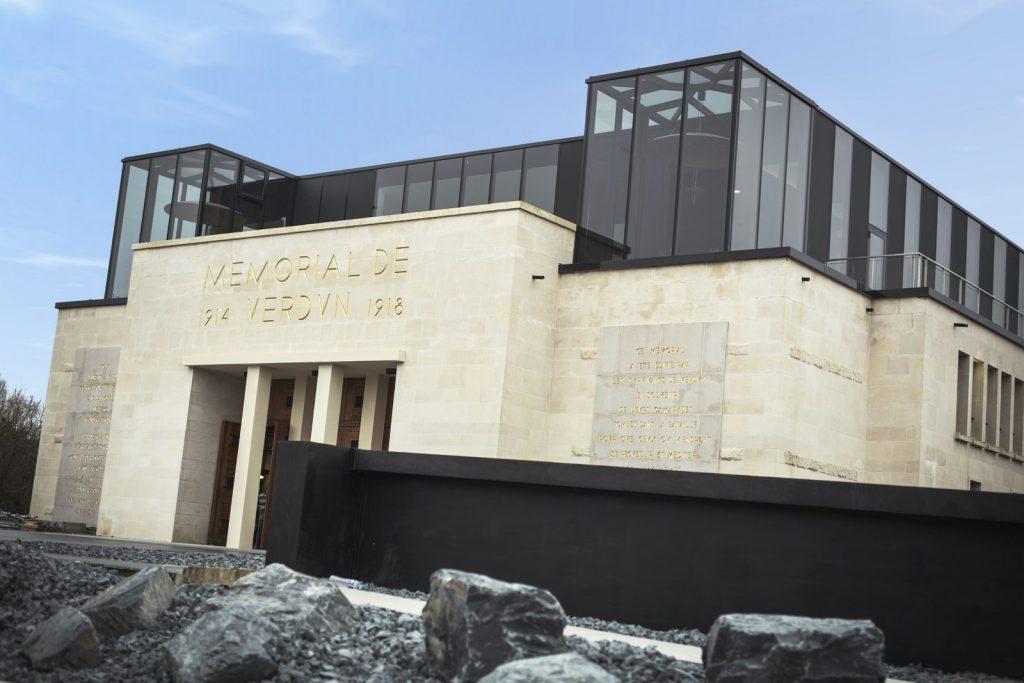 Mémorial de Verdun - Fleury-devant-Douaumont