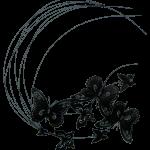 logo du gîte des papillons